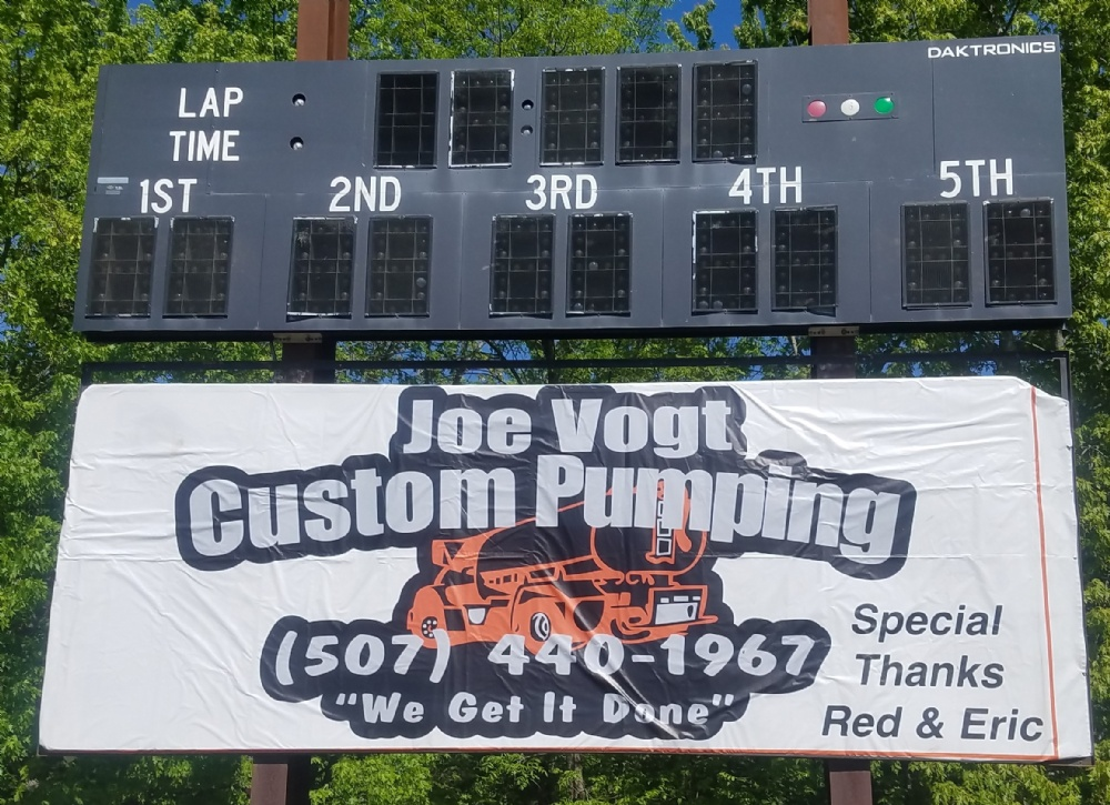 Joe Vogt Custom Pumping