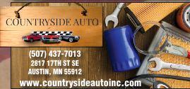 Countryside Auto Ad