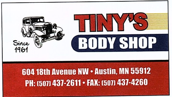 Tiny's Body Shop of Austin