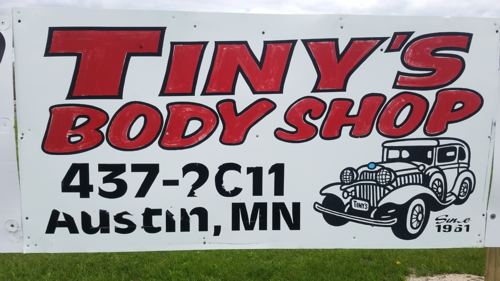 Tiny's Body Shop