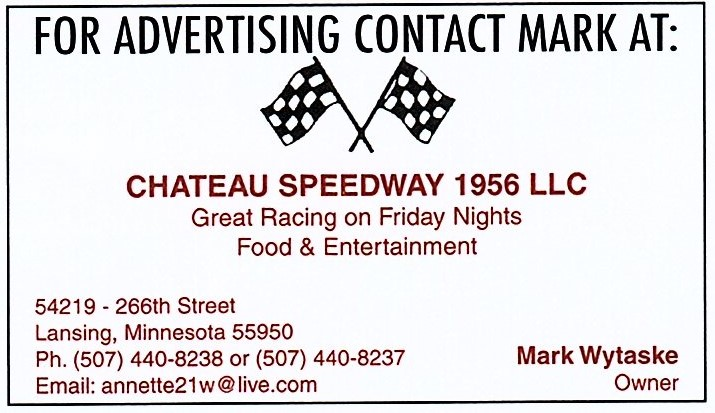 Chateau Speedway